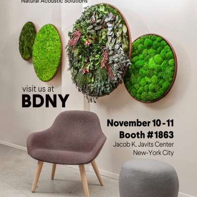 Greenmood @ BNDY - November 2019  New York City - USA